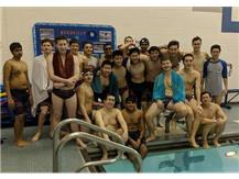 2019 Boys Swim Team