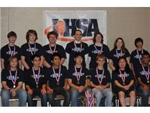 2012 - Scholastic Bowl - IHSA State Champions