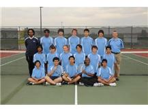 2012 - IMSA JV Boys Tennis