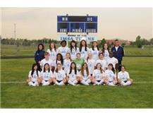 2012 - NAC Champions; Girl's Soccer