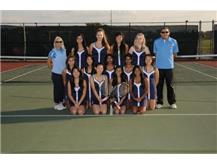 2012 - IMSA Varsity Girls Tennis