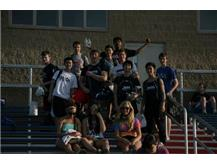 IMSA Boys Track Team at Marmion; April 30, 2013