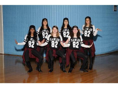2014-2015 Dance Squad