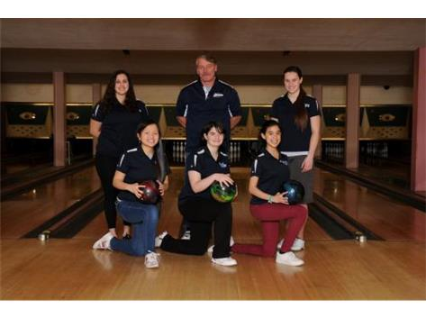 2014-2015 Girls Bowling Team