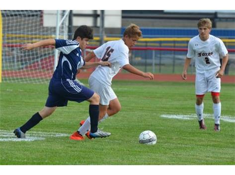 Boys Soccer - Keep Your Eye on the Ball