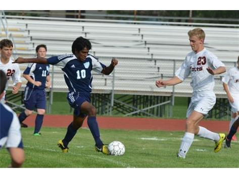 Boys Soccer - Action vs. Yorkville