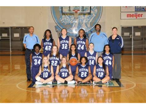 2015 - 2016 Girls Basketball