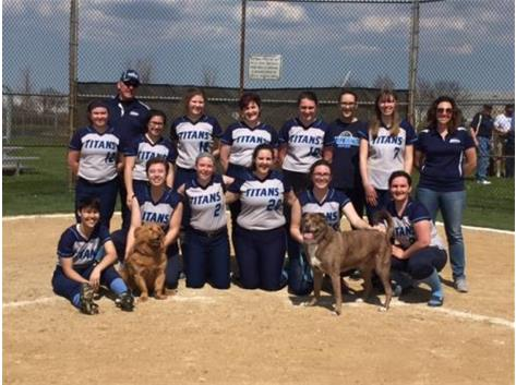 2016 - IMSA Titans Softball Team