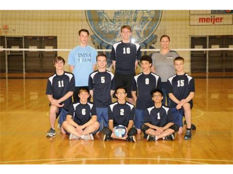 2016 - IMSA Boys Volleyball Team