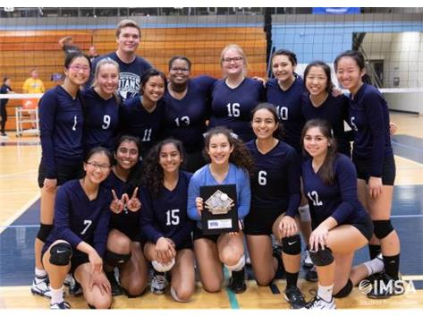 Congratulations to the girls volleyball team for taking 2nd place in the Schwartzwalder classic. They lost to McHenry 16-25;25-19;23-25