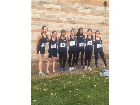 2019 Girls CC Team