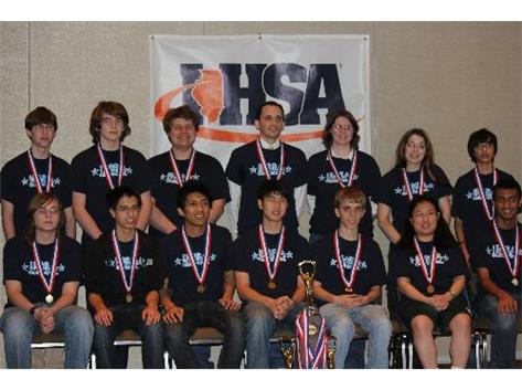 2012 - Scholastic Bowl - IHSA State Champions