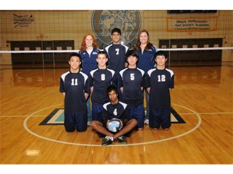 2012 -IMSA  V Boys Volleyball