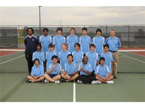 2012 - IMSA JV Boys Tennis