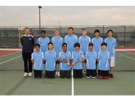 2012 - IMSA V Boys Tennis