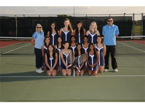 2012 - IMSA Varsity Girls Tennis