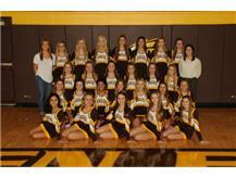 2017-18 Varsity Cheerleading