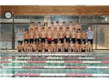 2019-2020 Boys Varsity Swim Team