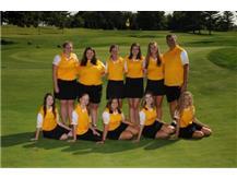 2018-2019 Girls Golf Team