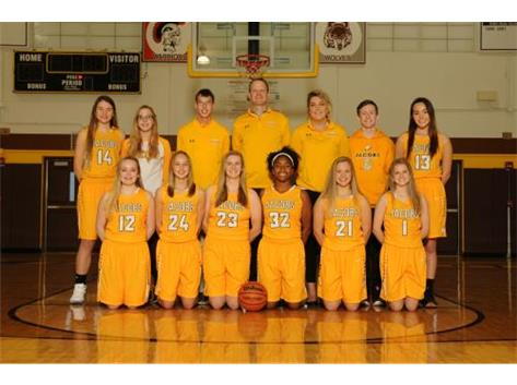 2017-18 Varsity Girls Basketball