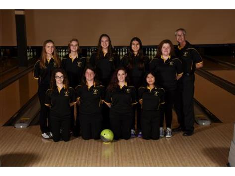 2017-18 Varsity & JV Girls Bowling
