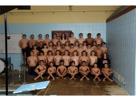 2017-18 Varsity & JV D300 Varsity & JV Boys Swimming Co-op