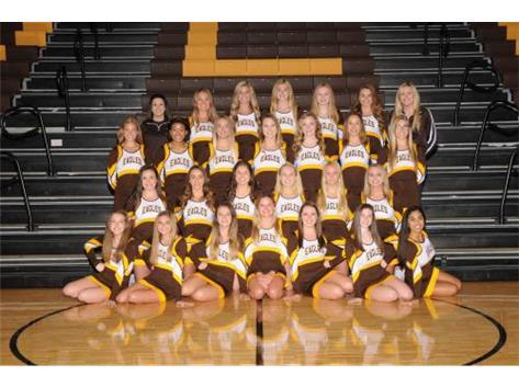 2018-2019 Varsity Cheerleading