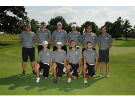 2018-2019 Golf Team