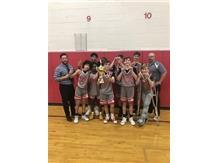 8th Grade Boys City Champions