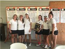 Girls Golf Wins Regionals!