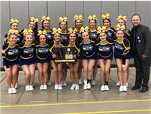 Sectional Champs!Placed 4th at state!