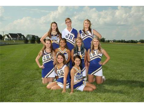 Junior Varsity Cheer Squad
