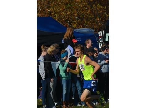 Congratulations to Matt Stelmasek for earning All State Cross Country Honors with his 5th place finish at the Illinois State Cross Country Championships.