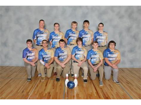 Boys Bowling Team