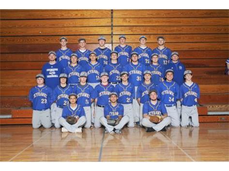 Varsity Boys Baseball -KRC Conference Champions