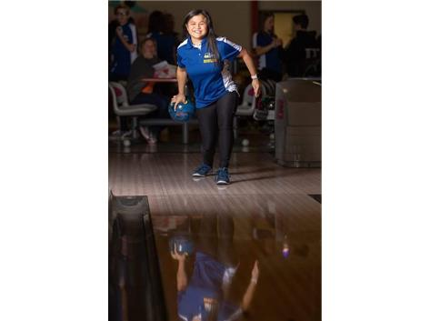 Senior Bowler Miranda Hopp