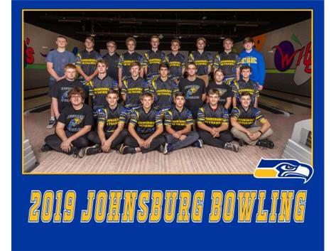 Boys Bowling