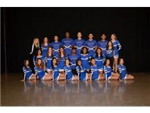 2018-2019 Varsity Competitive Cheer