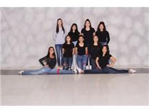 2018 JV Girls Gymnastics