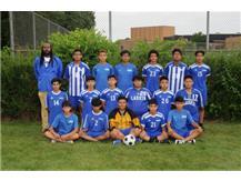 Boys Freshman Soccer 2019