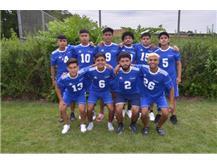 Seniors - Boys Soccer 2019