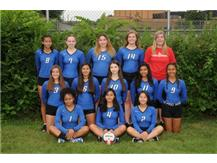 Girls JV Volleyball 2019