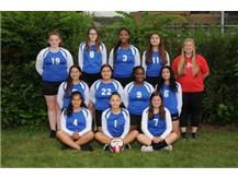 Girls Freshman A Volleyball 2019