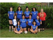 Girls Freshman B Volleyball 2019