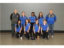 2019 Varsity Girls Bowling