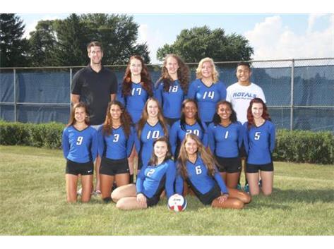 Girls VAR Volleyball
