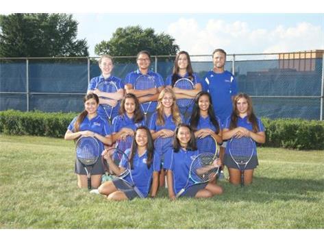 Girls VAR Tennis