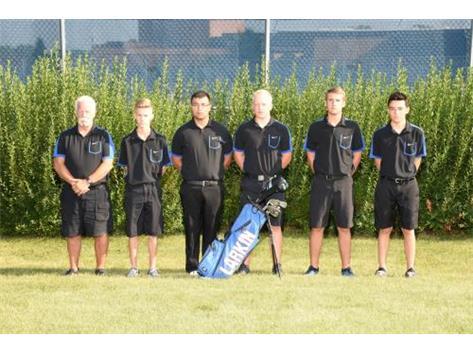 Boys VAR Golf