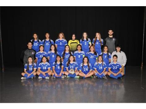 Girls JVI Soccer 2018