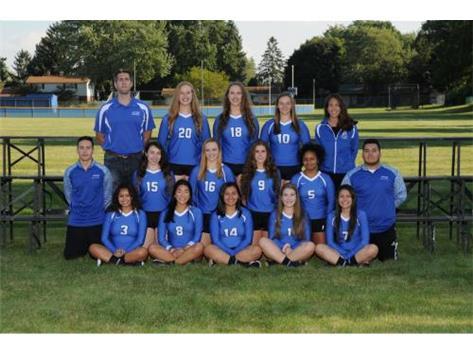 Girls Varsity Volleyball 2018